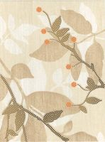 Kwadro Begonia Beige inserto B 25×33,3