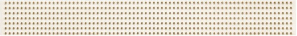 Kwadro Doppia BEIGE listwa 4,8×40