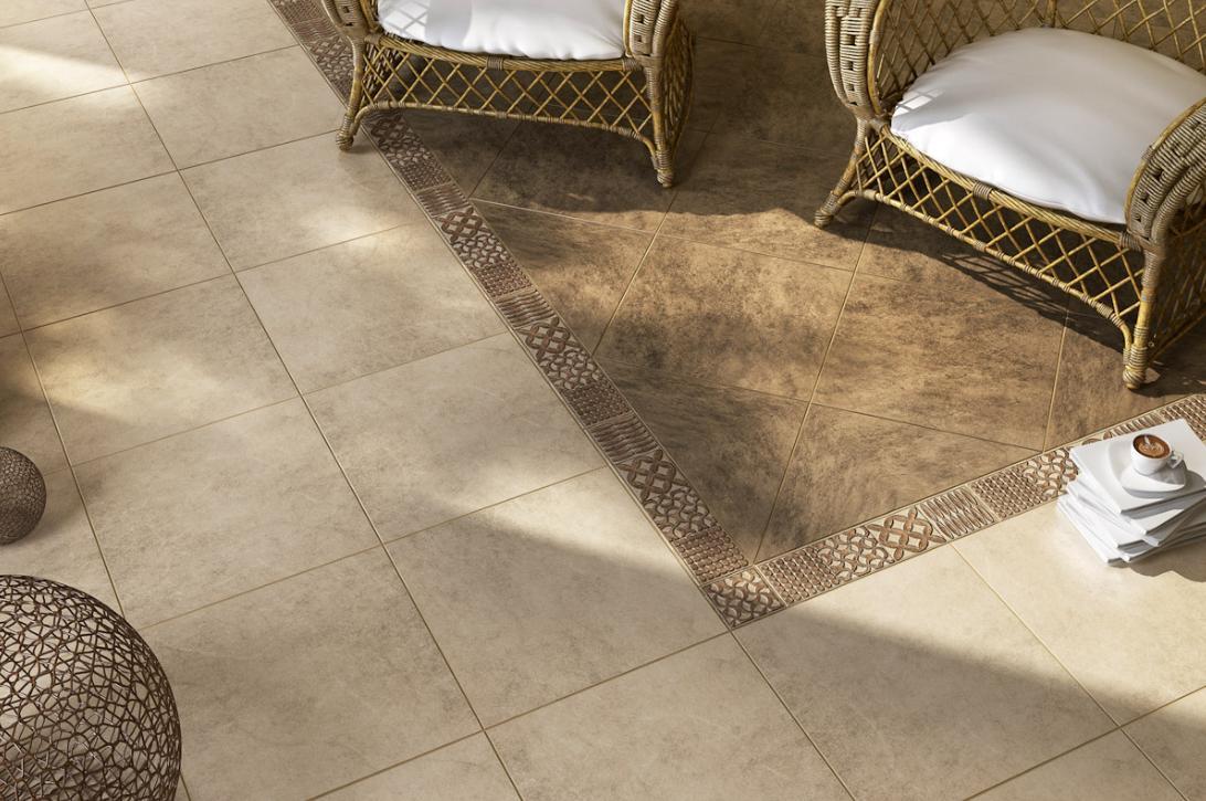 Kwadro Rixos fagyálló, csúszásmentes padlólap, greslap